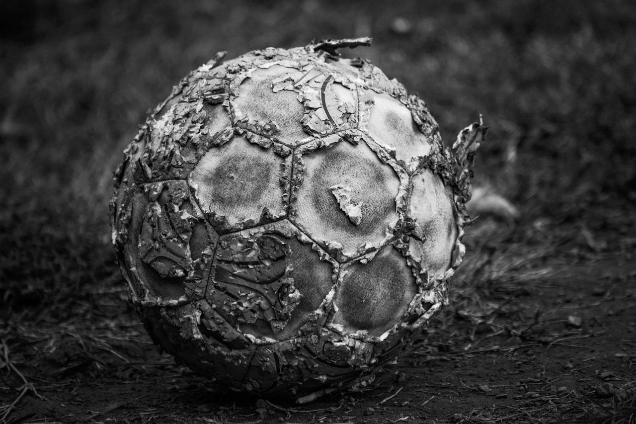 fotbollens historia